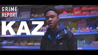 Kaz - Reboot [Music Video] @KazaTron1 | Grime Report Tv