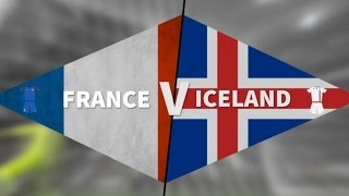 UEFA Euro 2016 - Iceland vs. France in 3D Audio - July 3rd, 2016