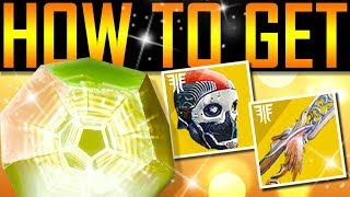Destiny 2 - HOW TO GET EXOTIC ENGRAMS! EXOTIC QUESTS!