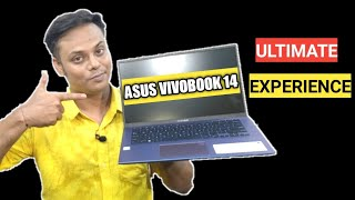 Asus VivoBook 14 - Core i3 Ultimate Experience | VivoBook 14  Unboxing & Review