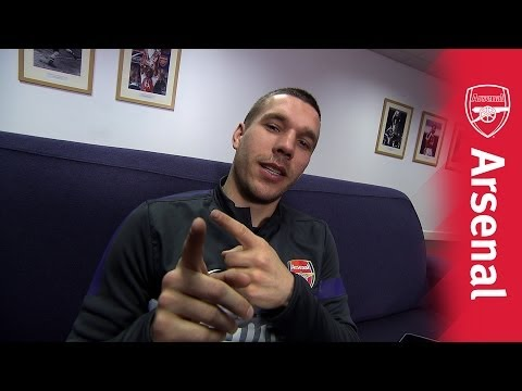 Lukas Podolski: Bloopers
