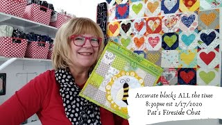 Why don't our quilt blocks turn out right? I have the answer!