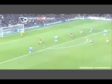 Antonio Valencia vs Manchester United
