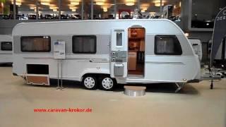 KNAUS Südwind 650 UDF 2012 Wohnwagen test Urlaub