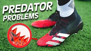 This Football Boot is 100% UNFAIR! adidas Predator Mutator 20.1 - Test & Review