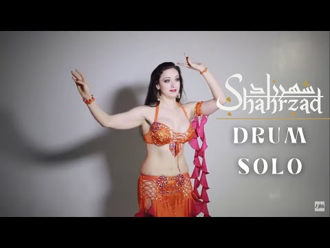 Shahrzad Belly Dance Drum Solo video