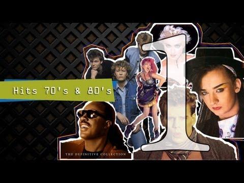 70's & 80's music hits en inglés [ 1ra. Parte ]