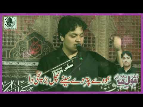 Zakir Syed Shawal haider naqvi whatapp status ( Ali Akber as) 2019