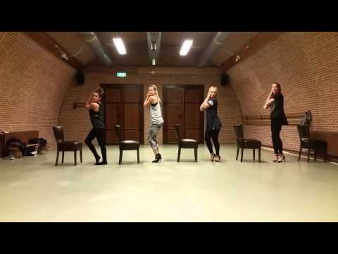 PUUR by Dinne Groothuis : Selena Gomez - Good for you | Street Jazz Choreography thumbnail