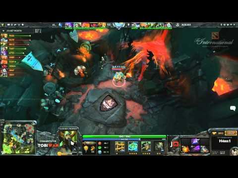 RoXKIS vs Absolute Legends Game 3  DOTA 2 International Western Qualifiers - TobiWan & Soe
