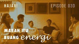 Download Lagu HIVI! Belajar - HAJAR! - Tohpati - Marah Itu Buang Energi Gratis STAFABAND