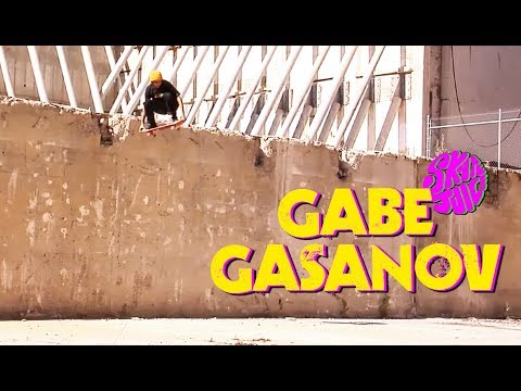Gabe Gasanov's Part From Skate Juice's 'Truth To Power'