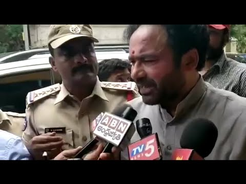 Arrest BJP Mla Kishan Reddy | Mlc Ramachander Rao |over Swamy Paripoornanda Expulsion