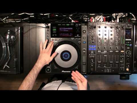 Cours DJ N°5 - Prise en main d'une platine multimédia