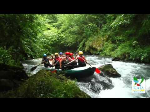 Rafting e tuffi 2015-2016