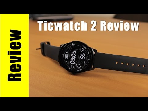 Ticwatch 2 review - A different Android smartwatch