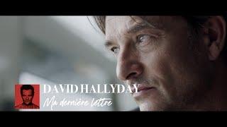 Clip Ma dernière lettre - David Hallyday