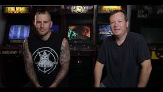 M. Shadows & Michael Stragey Development Interview #1