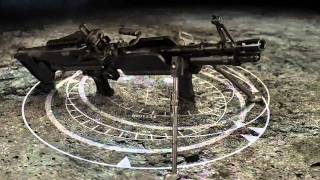 U.S. Ordnance - M2A2 Heavy Machine Gun [720p]
