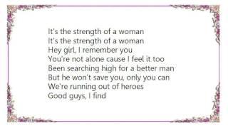 Watch Geri Halliwell Strength Of A Woman video