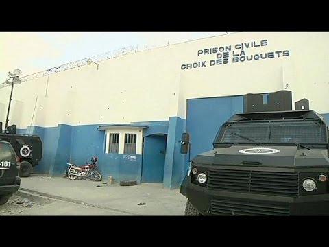 Haiti: Armed gang stages daring prison break