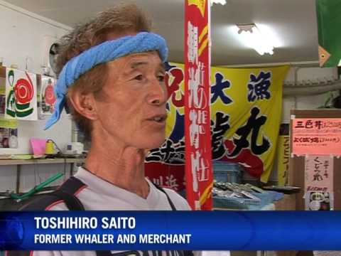 Japanese port braced for return to traditional whaling