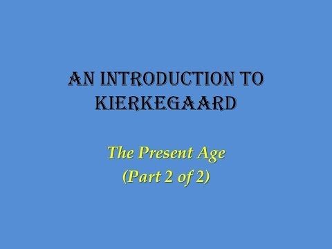 an introduction to the life of soren kierkegaard Check out pictures, bibliography, and biography of soren kierkegaard  the  laughter is on my side: an imaginative introduction to kierkegaard 19 aug 1989.