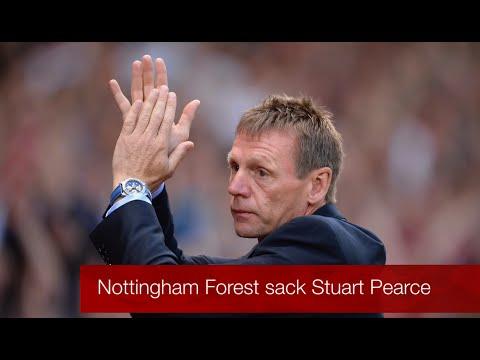 Nottingham Forest sack Stuart Pearce