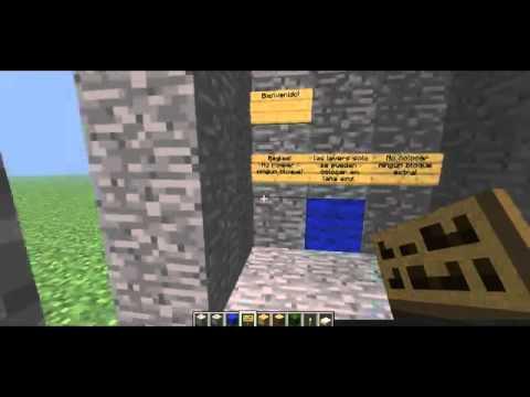 Minecraft - Creando Un Mapa De Aventura - Parte 1