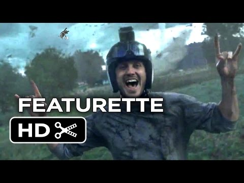 Into the Storm Featurette - Go Into the Storm (2014) - Bad Weather Movie HD