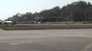 Rc Chiangrai Thailand huge Airbus A400 (Electric 4 Mortors )