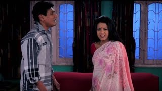 Wife & Lover gets caught by Husband - Samparka New Bengali Movie Scene | Pamela Mondal