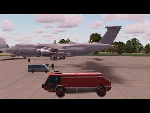 FSX HD Worst Payware Scenery Ever Aerosoft Cape Canaveral X