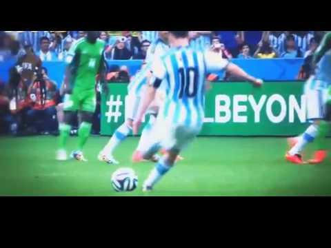 Messi / La La La ( Shakira ) Argentina and FCB /