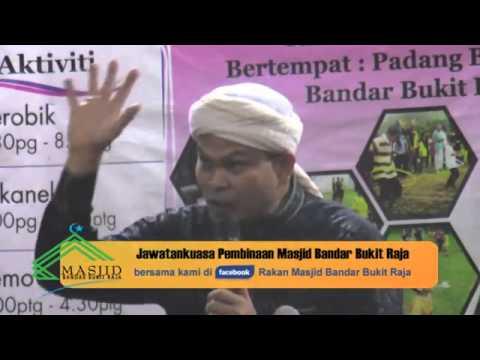 (Wajib Tengok) Ceramah Paling Bersemangat Ustaz Abdullah Khairi Terbaru 2014