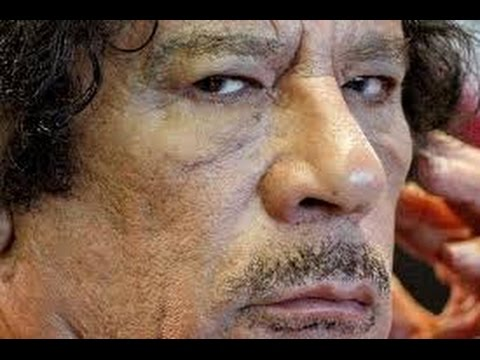 Russia to be another Libya and Putin - another Gadaffi?