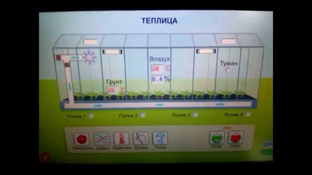 Автоматизация теплицы своими руками arduino 62
