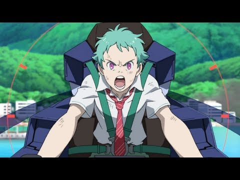 Eureka Seven AO - Coming Soon - Trailer
