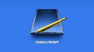 TRAILER UFFICIALE - Samsung Galaxy Note 9
