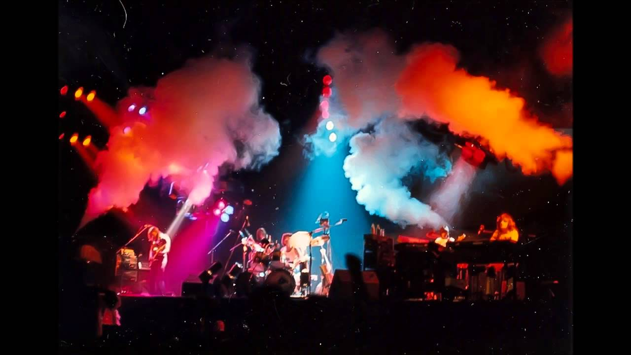 Pink floyd tour dates