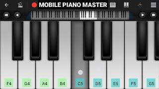 Kahin Pyar Na Ho Jaye Piano |Piano Keyboard|Piano Lessons|Piano Music|learn piano Online