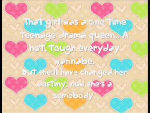 Lindsay Lohan - That Girl (Confessions of a Teenage Drama Queen) Lyrics