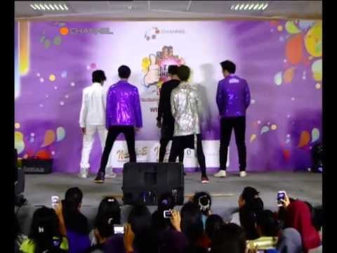 (Cover Dance) EXOLITE-M - Angel + MAMA (at TOP KPOP Extra 2nd Anniversary)
