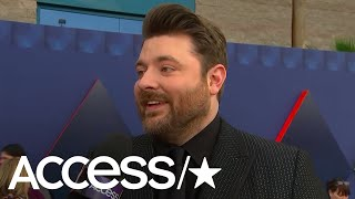Download Lagu ACM Awards 2018: Chris Young Sings In Italian & Discusses His Male Vocalist Of The Year Nomination Gratis STAFABAND
