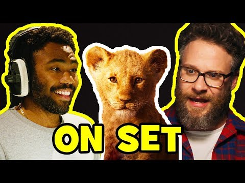 Download Lagu  Behind The Scenes on THE LION KING - Voice Cast Songs, Clips & Bloopers Mp3 Free