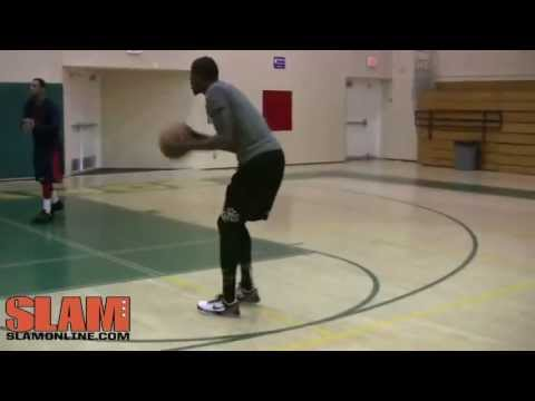 Miami Heat's Newest Addition Forward James Ennis Workout Video