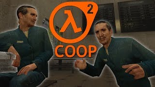 COOP Half Life 2 | SYNERGY multiplayer mod for HL2 | Ep 1