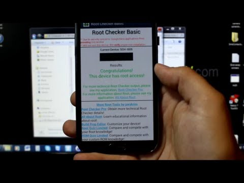 Galaxy Note 2 Unlock. Root. and Recovery in one click