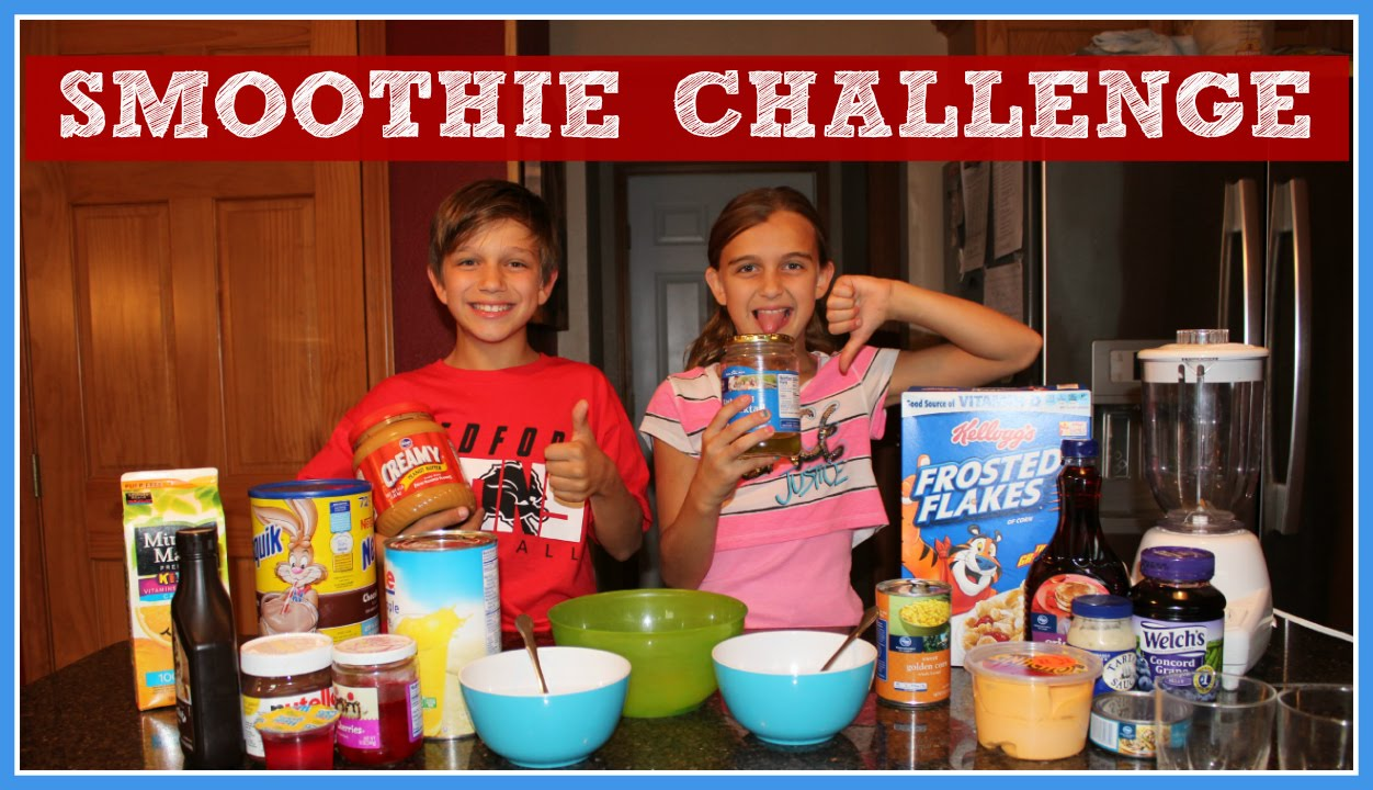 how to play the smoothie challenge