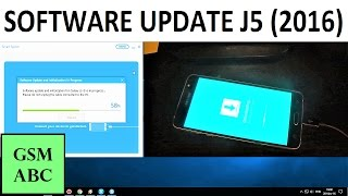 SOFTWARE UPDATE Samsung Galaxy J5 (2016) | How to | Restore | Smart Switch